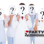 Lekarze - znak zapytania