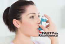 Astma - jedzenie owoców i warzyw