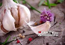 czosnek - rodzynki i dieta a przedwczesny poród