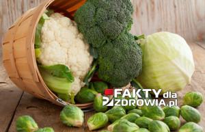 Brokuły i warzywa kapustne