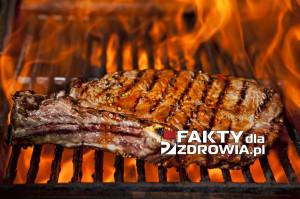mięso na grillu a związki rakotwórcze