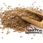 Nasiona lnu - wysokie ciśnienie