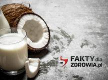 Mleko kokosowe – niskotłuszczowe