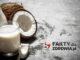 Niskotłuszczowe mleko kokosowe - odtłuszczone