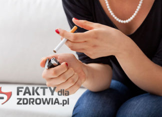 papierosy fakty dla zdrowia